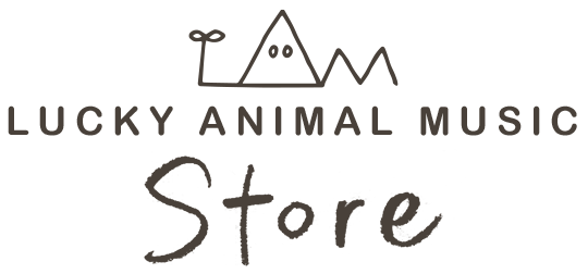 LUCKY ANIMAL MUSIC WEB STORE